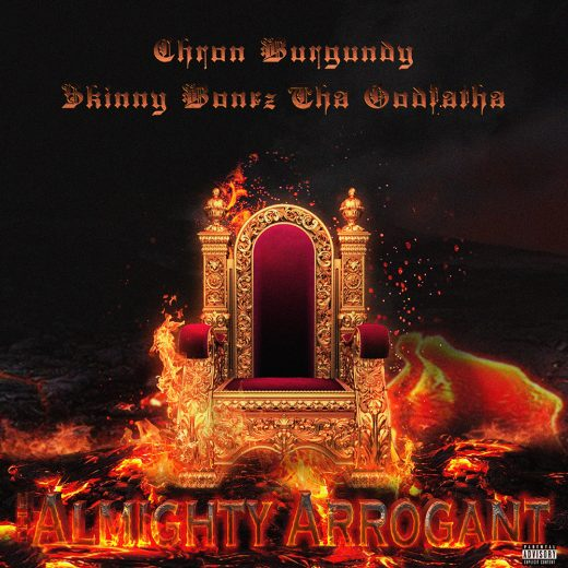 the-almighty-arrogant-cover